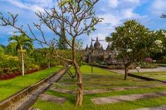 Βουδιστικός ναός Banjar - νησί Μπαλί Ινδονησία Στοκ Φωτογραφία