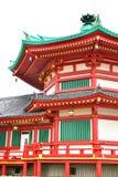 Βουδιστικός ναός Bentendo στο Τόκιο, Ιαπωνία Στοκ Εικόνες