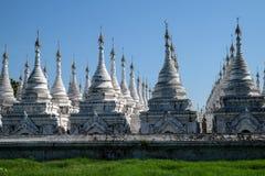 Βουδιστικός ναός Muni Sanda στοκ εικόνα