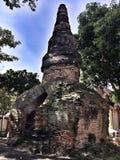 Βουδιστικός ναός ` s στη Μπανγκόκ στοκ εικόνα με δικαίωμα ελεύθερης χρήσης