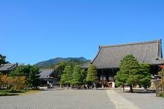 Βουδιστικός ναός Seyryo, Κιότο, Ιαπωνία στοκ φωτογραφίες