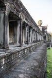 Βουδιστικός ναός Wat Angkor Στοκ φωτογραφία με δικαίωμα ελεύθερης χρήσης