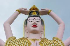 βουδιστικό άγαλμα Στοκ Φωτογραφίες