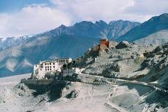 βουδιστικό μοναστήρι Στοκ Φωτογραφία