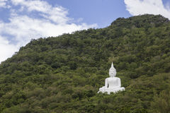 Βουδιστικό ορόσημο της ιστορίας της Ταϊλάνδης στοκ εικόνες