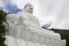 Βουδιστικό ορόσημο της ιστορίας της Ταϊλάνδης στοκ φωτογραφίες