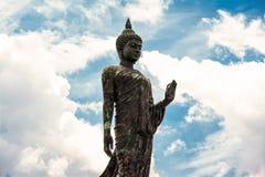 βουδιστικό πάρκο phutthamonthon Στοκ Εικόνες