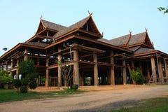 Βουδιστικό περίπτερο στοκ εικόνες