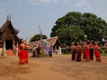 Βουδιστικό Σάββατο στοκ φωτογραφία