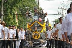 βουδιστικό φεστιβάλ στοκ φωτογραφία
