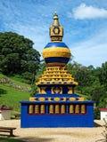 βουδιστικό stupa στοκ εικόνες