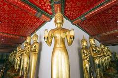 Βούδας σε Wat Po Στοκ φωτογραφία με δικαίωμα ελεύθερης χρήσης