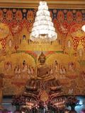 Βούδας στην Ασία Στοκ Εικόνες