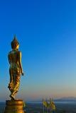 Βούδας στην επαρχία γιαγιάδων, Ταϊλάνδη Στοκ Εικόνες
