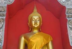 Βούδας χρυσή Ταϊλάνδη Στοκ εικόνες με δικαίωμα ελεύθερης χρήσης