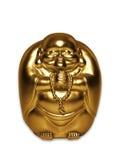 Βούδας χρυσός Στοκ εικόνες με δικαίωμα ελεύθερης χρήσης