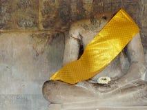 Βούδας χωρίς κεφάλι Στοκ Φωτογραφίες