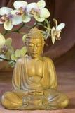 Βούδας staue Στοκ Φωτογραφία