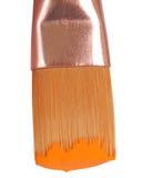 Βούρτσα χρωμάτων στοκ εικόνες