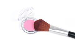βούρτσα blusher Στοκ Εικόνα