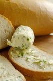βούτυρο ψωμιού στοκ φωτογραφία με δικαίωμα ελεύθερης χρήσης