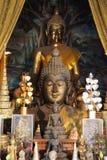 Βούδας ήρεμα Στοκ εικόνες με δικαίωμα ελεύθερης χρήσης