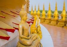 Βούδας και αρχιτεκτονική Στοκ Φωτογραφίες