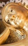 Βούδας με armrest Στοκ Εικόνες