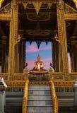 Βούδας που ο ναός Wat Po Στοκ Εικόνες