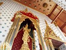 Βούδας σε Wat Arun Rajwararam, Μπανγκόκ Ταϊλάνδη Στοκ Φωτογραφίες