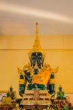 Βούδας στο βωμό Στοκ φωτογραφία με δικαίωμα ελεύθερης χρήσης