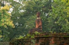 Βούδας στο ιστορικό πάρκο Στοκ Εικόνες
