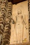 Βούδας στο ναό Wat Ratchaburana, ιστορικό πάρκο Ayutthaya, pH Στοκ φωτογραφία με δικαίωμα ελεύθερης χρήσης