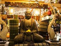 Βούδας στο φεστιβάλ της Ανατολής στη Ρώμη Ιταλία Στοκ Εικόνες