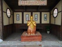 Βούδας χρυσός στοκ εικόνες