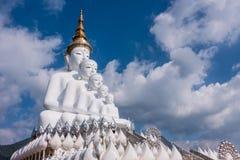 5 Βούδας Στοκ Εικόνες