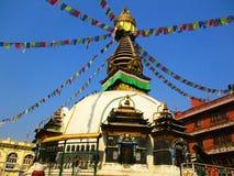 Βούδας Stupa Στοκ Φωτογραφία