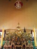 Βούδας stutie στο υπόβαθρο που η Μπανγκόκ Ταϊλάνδη στοκ φωτογραφίες με δικαίωμα ελεύθερης χρήσης