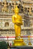 Βούδας Wat Arun Στοκ Φωτογραφία