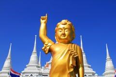 Βούδας Wat asokaram Στοκ φωτογραφία με δικαίωμα ελεύθερης χρήσης