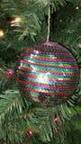 Βολβός χριστουγεννιάτικων δέντρων Στοκ εικόνα με δικαίωμα ελεύθερης χρήσης