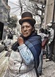 Βολιβία στην υποδοχή Στοκ εικόνα με δικαίωμα ελεύθερης χρήσης