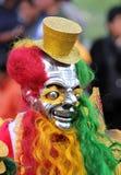 Βολιβιανή γιορτή Στοκ εικόνα με δικαίωμα ελεύθερης χρήσης