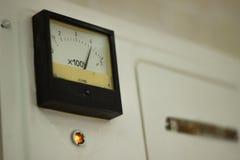 βολτόμετρο Στοκ εικόνες με δικαίωμα ελεύθερης χρήσης