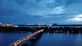 Βράδια Kochi στοκ εικόνες με δικαίωμα ελεύθερης χρήσης