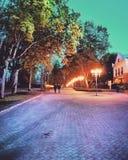 βράδυ στοκ φωτογραφίες