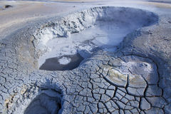 βράζοντας λάσπη Στοκ Εικόνες