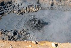 βράζοντας λάσπη Στοκ φωτογραφία με δικαίωμα ελεύθερης χρήσης