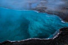 Βράζοντας λίμνη Amazingness! Στοκ εικόνα με δικαίωμα ελεύθερης χρήσης