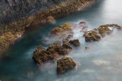 Βράζοντας ωκεανός Στοκ φωτογραφία με δικαίωμα ελεύθερης χρήσης